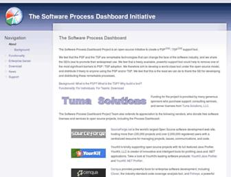 processdash.com screenshot