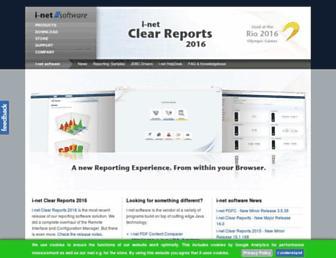 inetsoftware.de screenshot