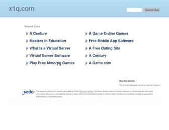 anime.x1q.com screenshot