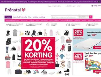 Thumbshot of Prenatal.nl