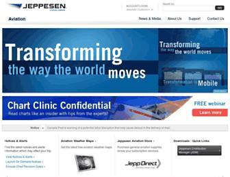 ww1.jeppesen.com screenshot