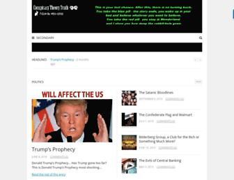 conspiracytheorytruth.com screenshot