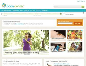 Thumbshot of Babycenter.in