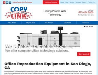 copylink.net screenshot
