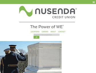 nusenda.org screenshot