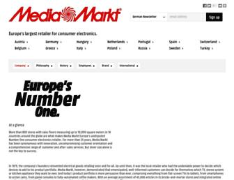 Thumbshot of Mediamarkt.com