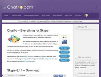 en.chat4o.com screenshot