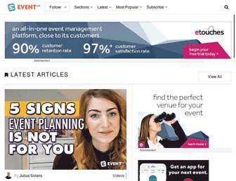 eventmanagerblog.com screenshot