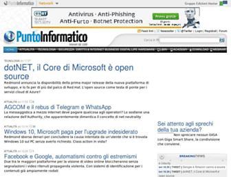 punto-informatico.it screenshot