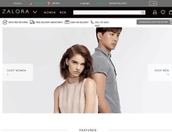 zalora.com.my screenshot