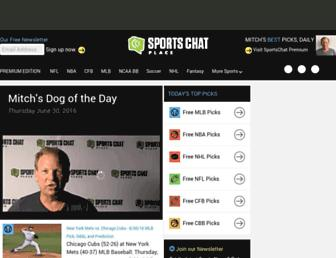 Thumbshot of Sportschatplace.com