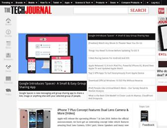 Thumbshot of Thetechjournal.com