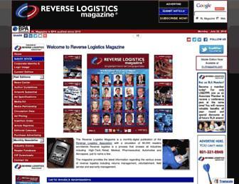 rlmagazine.com screenshot