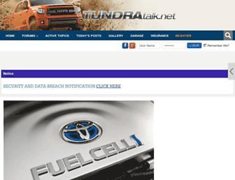 Thumbshot of Tundratalk.net