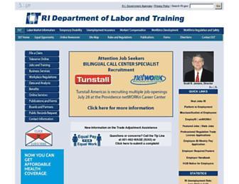 dlt.ri.gov screenshot