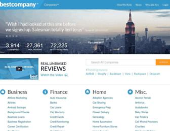 bestcompany.com screenshot