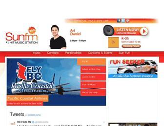 thesun.net screenshot