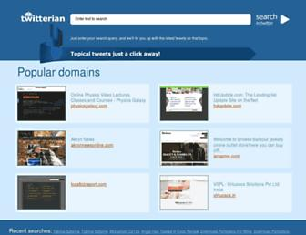 twitterian.net screenshot