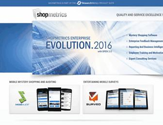 Thumbshot of Shopmetrics.com