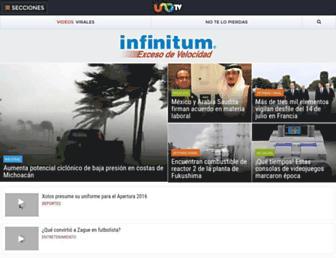 unotv.com screenshot