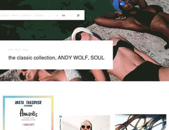 Thumbshot of Andy-wolf.at