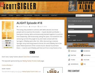 Thumbshot of Scottsigler.com