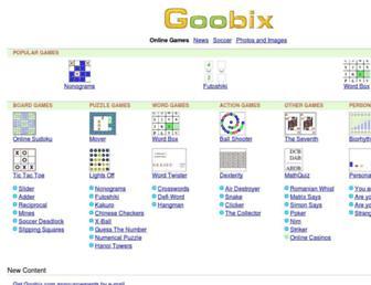 goobix.com screenshot