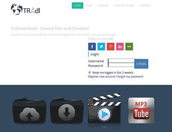 tradownload.co screenshot
