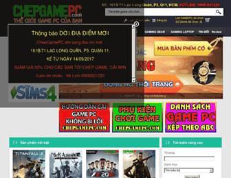 chepgamepc.com screenshot