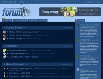 forum.starmen.net screenshot