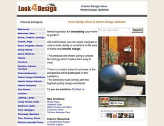 Fullscreen thumbnail of look4design.co.uk