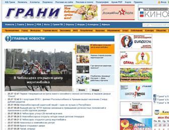grani21.ru screenshot