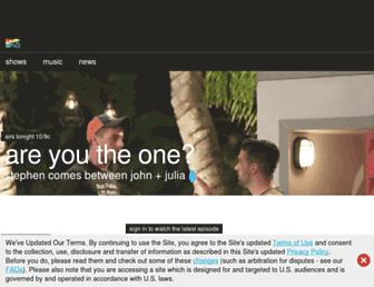 Thumbshot of Mtv.com
