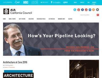 aiacc.org screenshot