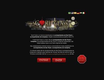 Thumbshot of Scortclass.com.br