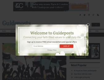 Thumbshot of Guideposts.org
