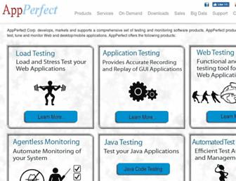 appperfect.com screenshot