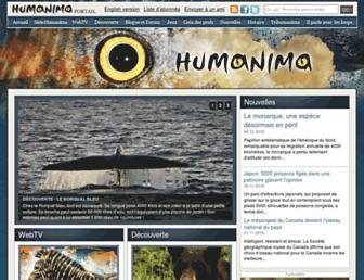 humanima.com screenshot