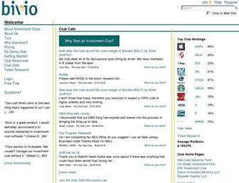 bivio.com screenshot