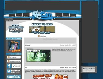 Thumbshot of Vgcats.com