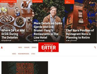 dc.eater.com screenshot