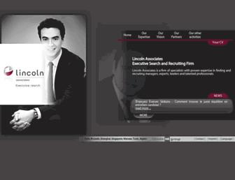 lincoln-associates.com screenshot