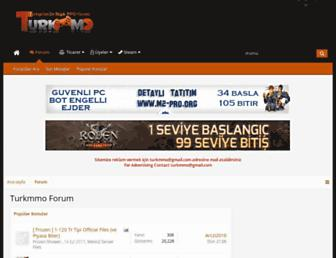 forum.turkmmo.com screenshot