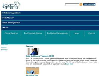 bmc.org screenshot