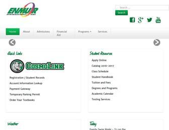 roswell.enmu.edu screenshot