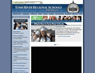 trschools.com screenshot