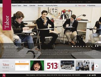 Thumbshot of Taboracademy.org