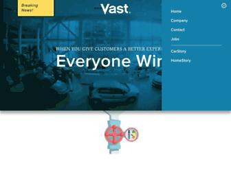 vast.com screenshot