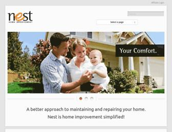 Thumbshot of Nesthomeimprovement.com