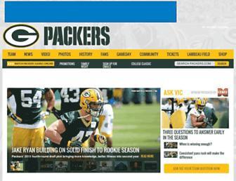 Thumbshot of Packers.com